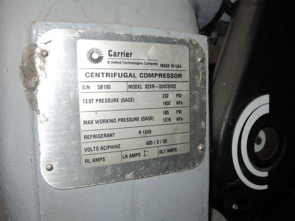 Immagine n. 27 - 50#4530 Impianto refrigerazione Carrier
