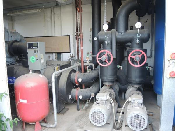 Immagine n. 31 - 50#4530 Impianto refrigerazione Carrier