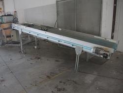Nastro Trasportatore MB Conveyors - Lotto 60 (Asta 4530)