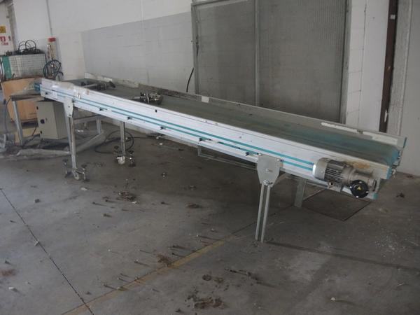 60#4530 Nastro Trasportatore MB Conveyors