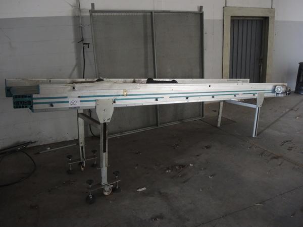 Immagine n. 2 - 60#4530 Nastro Trasportatore MB Conveyors