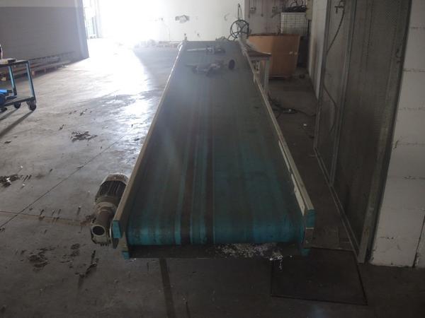 Immagine n. 3 - 60#4530 Nastro Trasportatore MB Conveyors