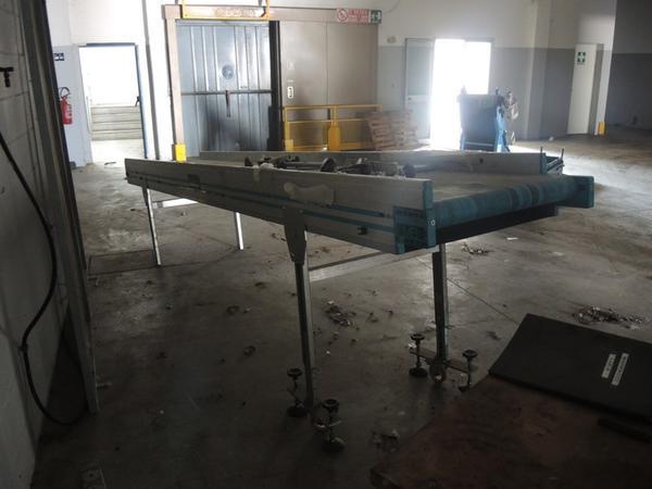 Immagine n. 4 - 60#4530 Nastro Trasportatore MB Conveyors
