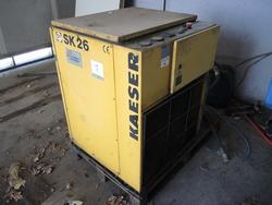 Kaser compressor - Lot 7 (Auction 4530)