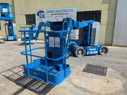 Genie z 30 20n Articulated self propelled rotating platform - Lot 2 (Auction 4535)