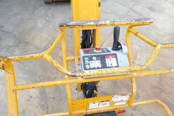 Immagine n. 9 - 4#4535 Piattaforma semovente articolata eletrica Haulotte HA15 ip
