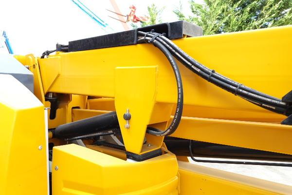 Immagine n. 15 - 4#4535 Piattaforma semovente articolata eletrica Haulotte HA15 ip
