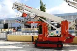 Palazzani tsj 38 crawler spider platform - Lot 5 (Auction 4535)