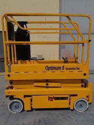 Haulotte Optimum 8 Vertical Pantograph Platform - Lot 1 (Auction 4538)
