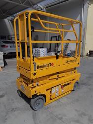 Haulotte Optimum 8 Vertical Pantograph Platform - Lot 2 (Auction 4538)