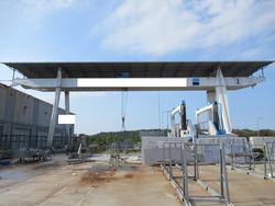 Gantry crane - Lote 3 (Subasta 4542)
