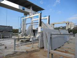Bidese Impianti double block cutter - Lot 5 (Auction 4542)