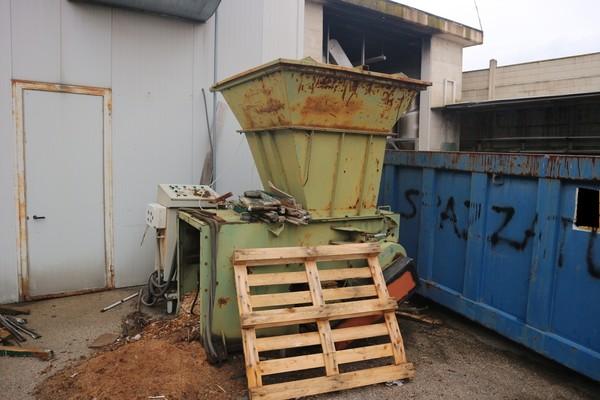2#4545 Cassoni raccolta rifiuti e serbatoi