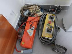 Construction site equipment - Lot 5 (Auction 4547)