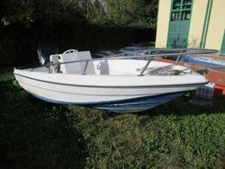 Open boat - Lot 18 (Auction 4549)