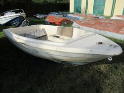 Open boat - Lot 19 (Auction 4549)