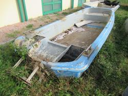 Cofano fiberglass boat - Lot 2 (Auction 4549)