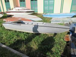 Patanella fishing boat - Lot 22 (Auction 4549)