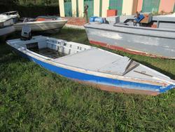 Patanella boat - Lot 25 (Auction 4549)