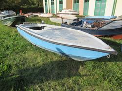 Spazio 5 boat - Lot 3 (Auction 4549)