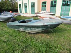 Cofano boat - Lot 5 (Auction 4549)
