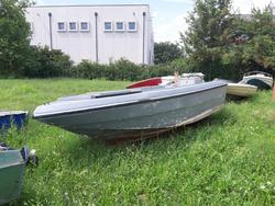 Fish and game boat - Lot 6 (Auction 4549)