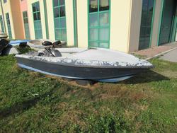 Cofano boat - Lot 7 (Auction 4549)