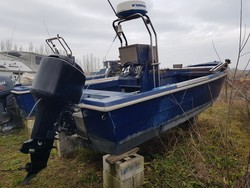 Conero Drifting Boat - Lot 4 (Auction 45490)