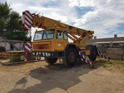 Ormig mobile crane and - Lot  (Auction 4551)