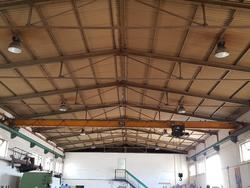 Prim Gru single girder overhead crane - Lote 28 (Subasta 4551)