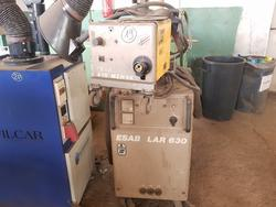 Esab and Arcos welders - Lot 34 (Auction 4551)