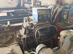 Miller generator and Wurth cutting off machine - Lot 35 (Auction 4551)