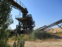 Impianto per lavorazione sabbia e breccia Comec  - Lotto 1 (Asta 4552)