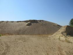 Alluvial quarry sand - Lot 3 (Auction 4552)