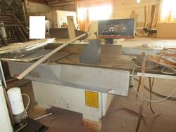 Scm Group Spa surfacing planer - Lot 2 (Auction 4553)