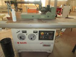 Scm Group Spa spindle moulders - Lote 4 (Subasta 4553)