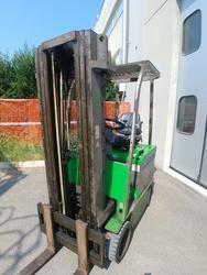 Carrello elevatore elettrico Cesab Eco kga 5.135 - Lotto 1 (Asta 4558)