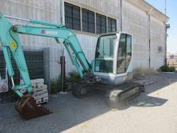 Ihimer mini excavator - Lote 2 (Subasta 4559)
