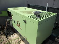 Pramac generator set - Lot 3 (Auction 4559)