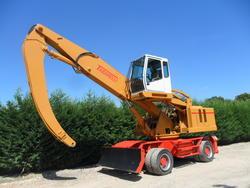 Tabarelli T385 Wheel loader - Lot 4 (Auction 4561)