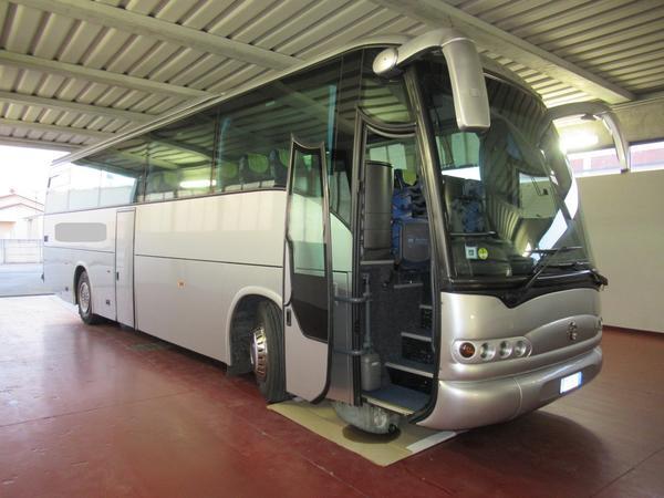 1#4563 Autobus Irisbus S9TE