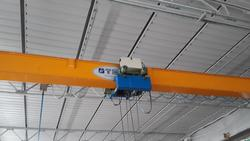 Tecmer overhead crane - Lot 1 (Auction 4565)