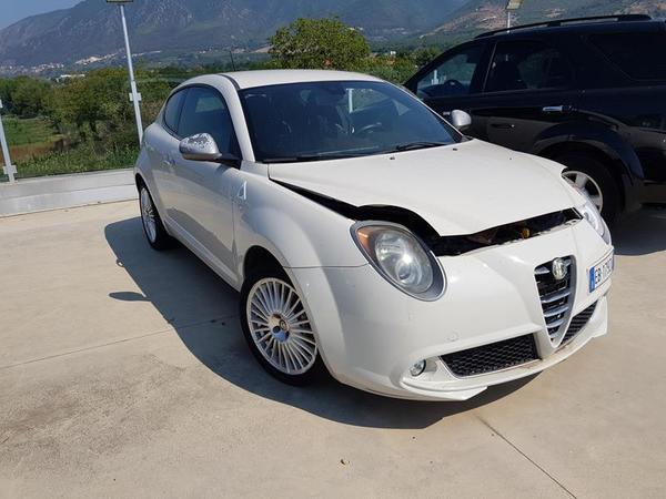 1#4567 Veicolo Alfa Romeo Mito 1.4