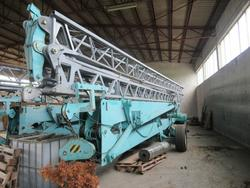 Self erecting crane Cattaneo - Lote 3 (Subasta 4569)