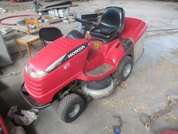 Honda lawn mower and construction equipment - Lot 5 (Auction 4569)