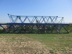 LINDEN COMANSA TOWER CRANE - Lot 1 (Auction 4577)