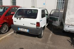 Fiat Panda car - Lot 10 (Auction 4585)