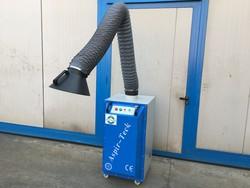 Aspir Teck mobile welding fume extractor - Lot 17 (Auction 4586)