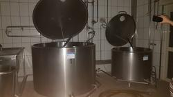 Frigomilk refrigerant tank and cheese factory equipment - Lot 0 (Auction 4590)