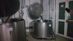 Frigomilk refrigerant tank and cheese factory equipment - Lot 1 (Auction 4590)